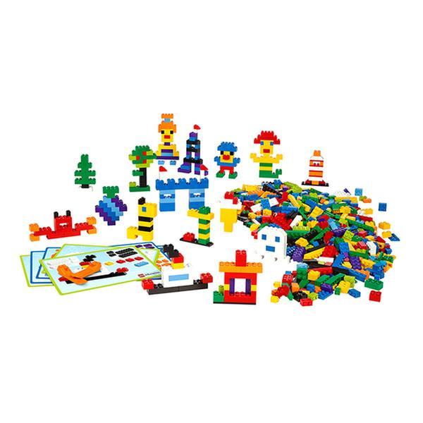[온라인최저가] 레고 에듀케이션 - 크리에이티브 브릭세트(1000pcs)