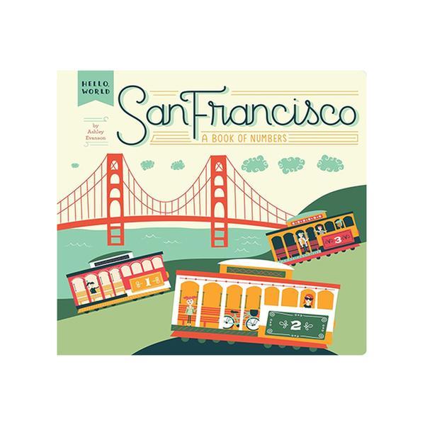 [원서 30% 할인]  SanFrancisco 샌프란시스코 - A Book of Numbers
