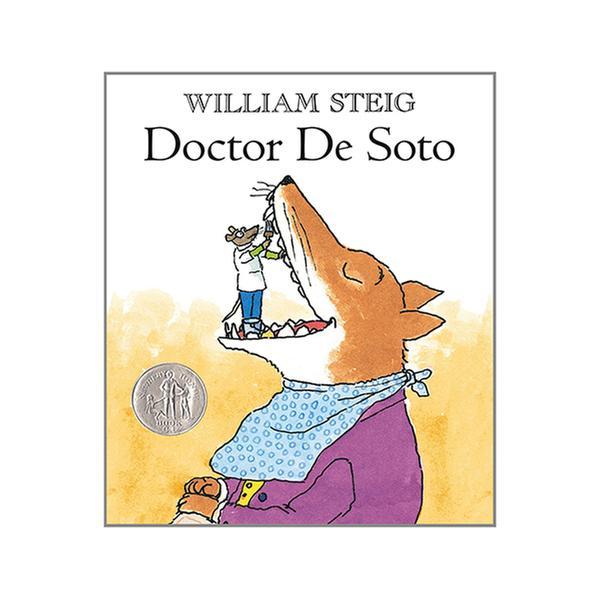 [원서] Doctor De Soto 치과 의사 드소토 선생님