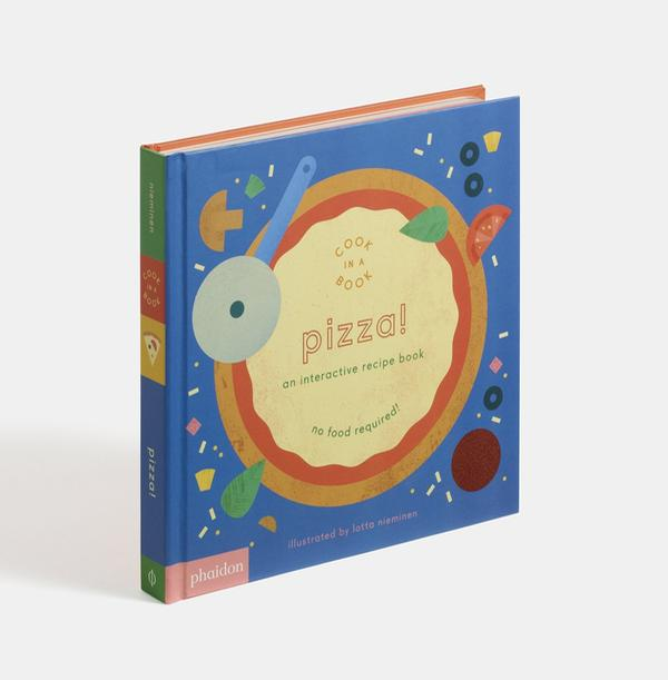 [원서] Pizza-An Interactive Recipe Book