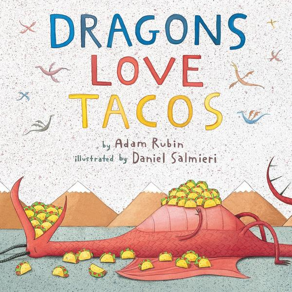 [원서] Dragons Love Tacos