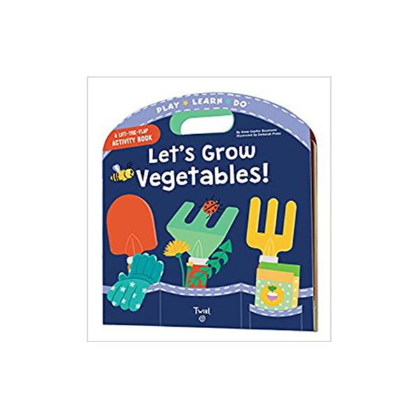 [원서] Let's Grow Vegetables