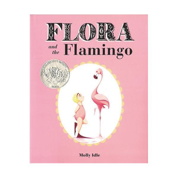 [원서] FLORA AND THE FLAMINGO 하드커버 (Flora 시리즈)