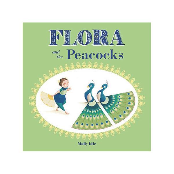 [원서] FLORA AND THE PEACOCKS 하드커버 (Flora 시리즈)