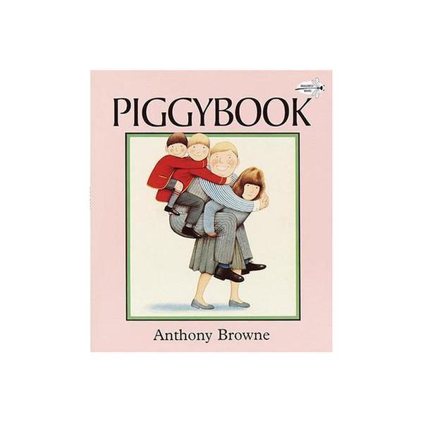 [원서] Piggy book 앤서니브라운 '돼지책' 원서
