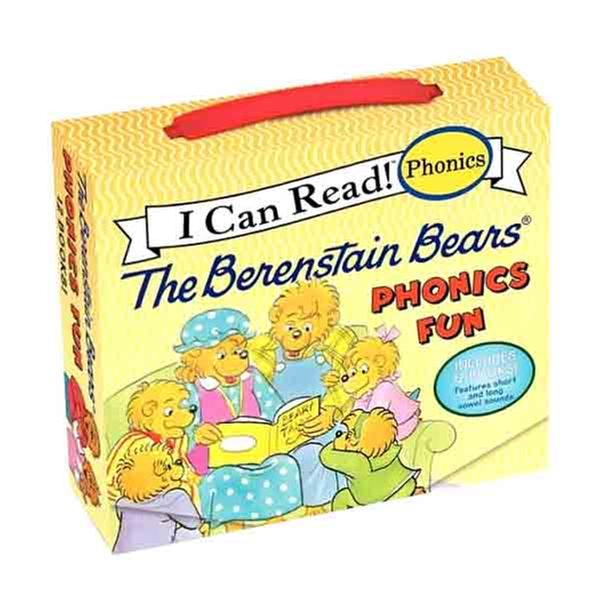 [원서] I Can Read Phonics : The Berenstain Bears Phonics Fun 12 book Box Set