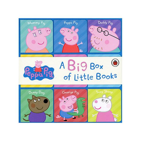 [원서] Peppa Pig : Big Box of Little Books (Board book, 영국판)