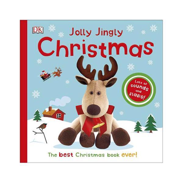 [원서] Jolly Jingly Christmas: The Best Christmas Book Ever! (Board book, 영국판)