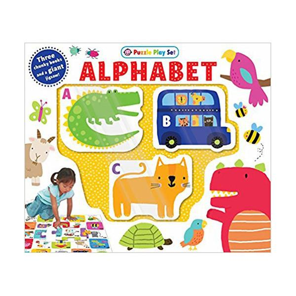 [원서] Puzzle Play Set: Alphabet