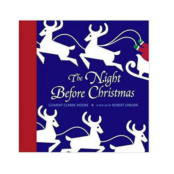 [원서] The Night Before Christmas : A Pop-Up (Hardcover, Pop-Up)