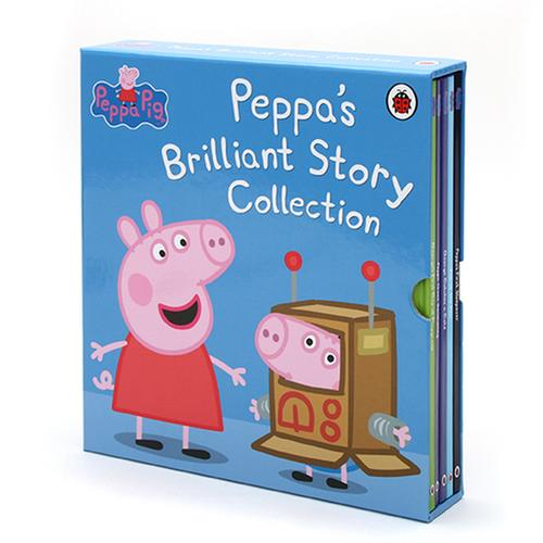 [원서] Peppa's Brilliant Story Slipcase 5종 set