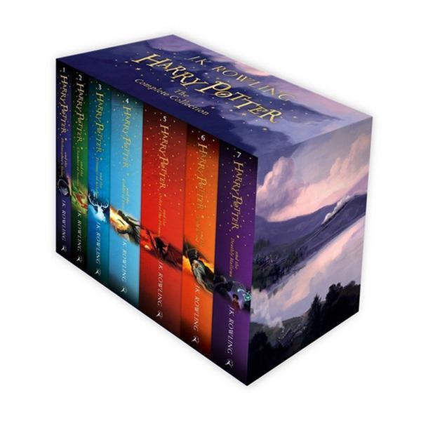 [원서] Harry Potter_1-7권 박스 세트 영국판