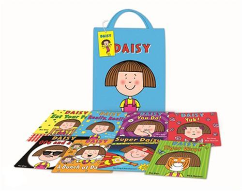 [원서] Daisy Bag 8 Books Set_에코백 특가세트