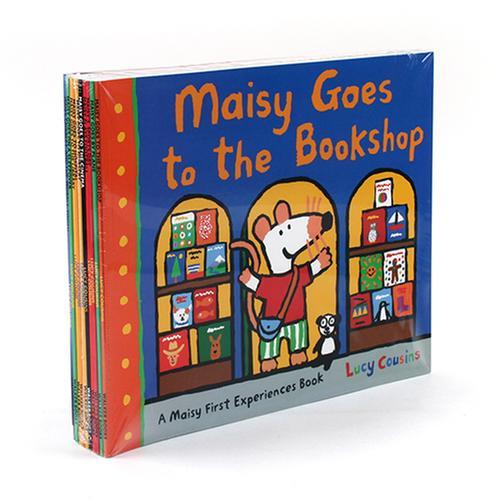 [원서] Maisy First Experience - 10종 세트