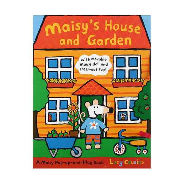 [원서] Maisy's House and Garden (팝업북)