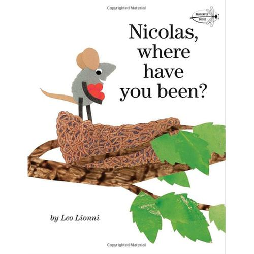 [원서] 레오리오니 Nicolas, Where Have You Been ?