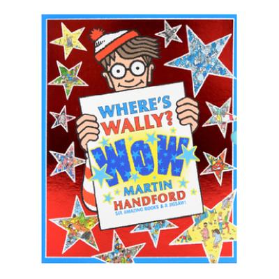 [원서] Wheres Wally? Wow 6 Books Box Set