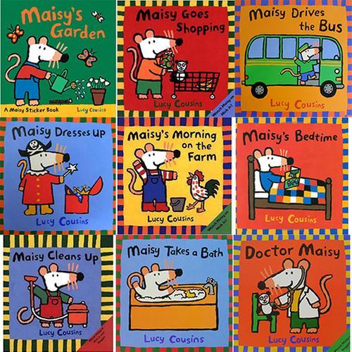 [원서] Maisy 스토리북 9종 세트 (paperback)
