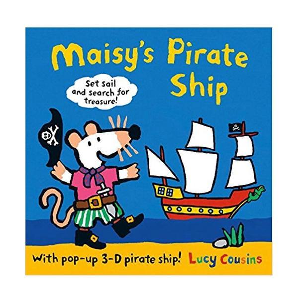 [원서] Maisy's Pirate Ship (팝업북)