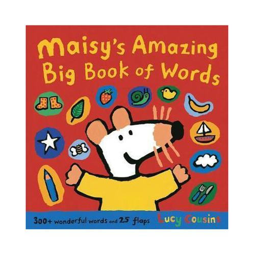 [원서] Maisy's Amazing Big Book of Words (Paperback)
