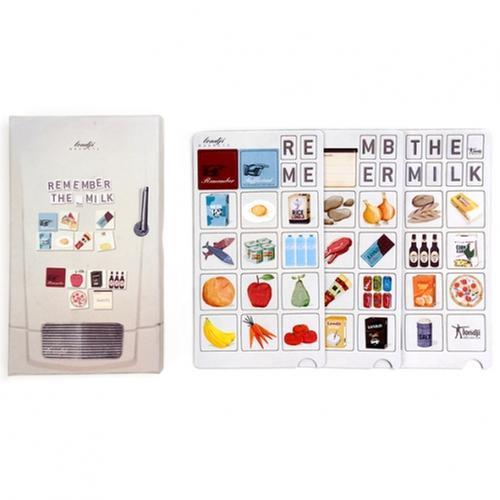 [교구] 론지(Londji) - 리멤버더밀크 마그넷 (Remember The Milk)