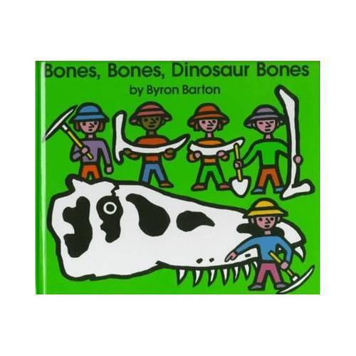 [원서] Bones, Bones, Dinosaur Bones