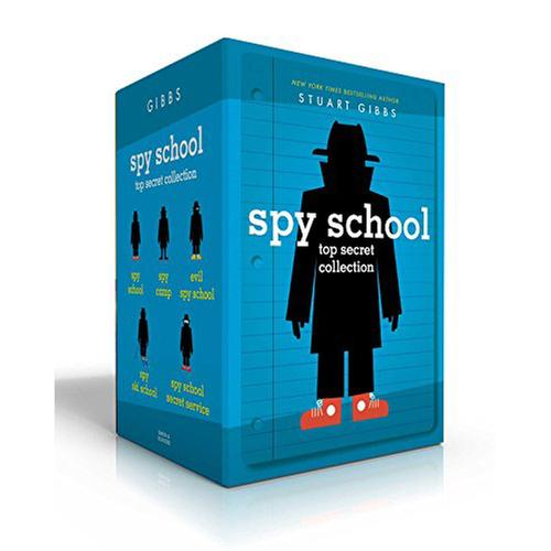 [원서] Spy School Top Secret Collection (5종 세트)