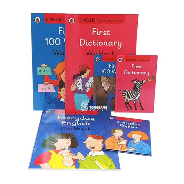[원서] English for Beginners Pack 1 (Hardcover)