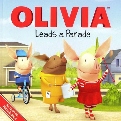 [원서] Olivia Leads a Parade