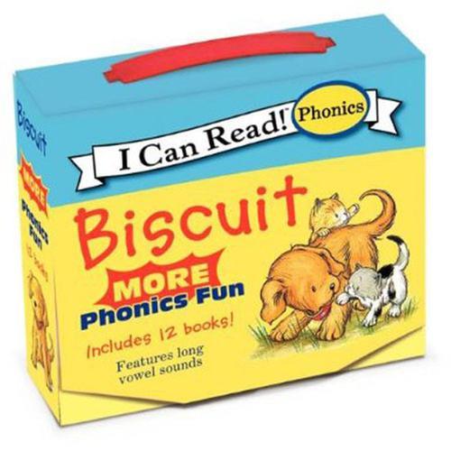 [원서] Biscuit: More Phonics Fun (My First I Can Read) 12권