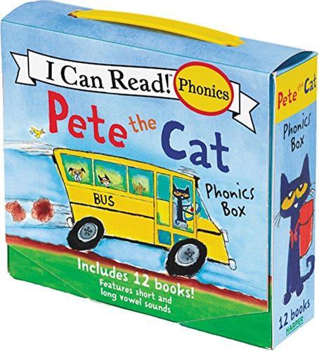 [원서] My First I Can Read : Pete the Cat Phonics 12종