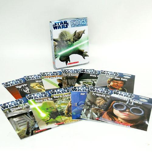 [원서] Star Wars: Phonics Boxed Set 10종