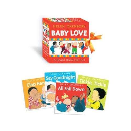 [원서] Baby Love : A Board Book Gift Set 보드북