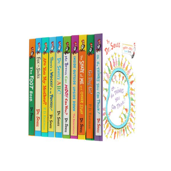 [원서] Bright & Early Board Books 보드북 10종 세트 닥터 수스 시리즈