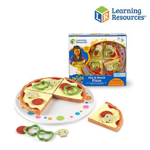 [교구] 러닝리소스 - 피자 만들기