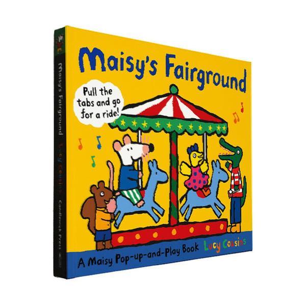 [원서] Maisy's Fairground: A Maisy Pop-up 하드커버 팝업