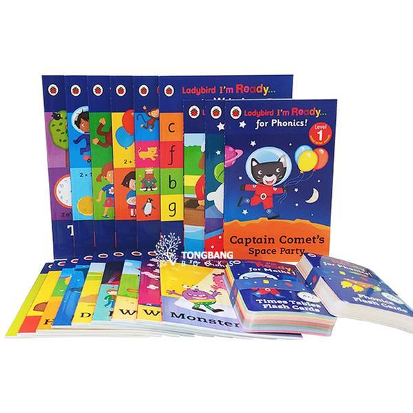 [원서] Ladybird I'm Ready to Learn Collection - 20 Books Set (Paperback, 영국판)