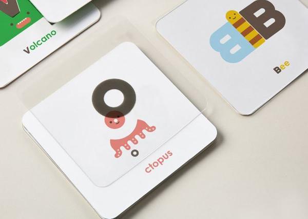 [교구] 이응이 - 알파벳 놀이카드