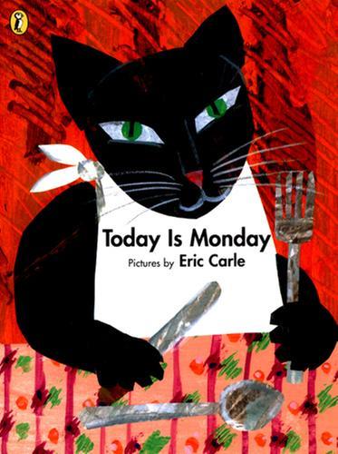[원서] 에릭칼 Today Is Monday