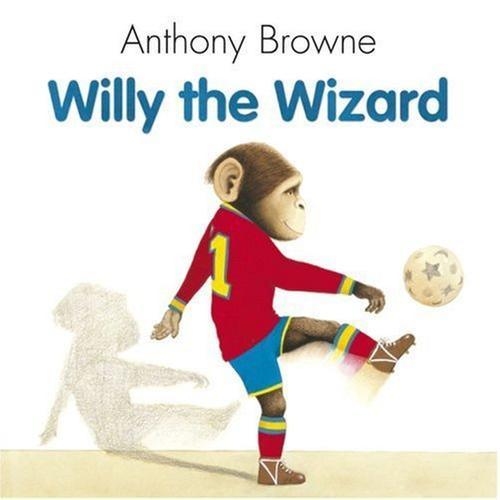 [원서] 앤서니브라운 Willy the Wizard