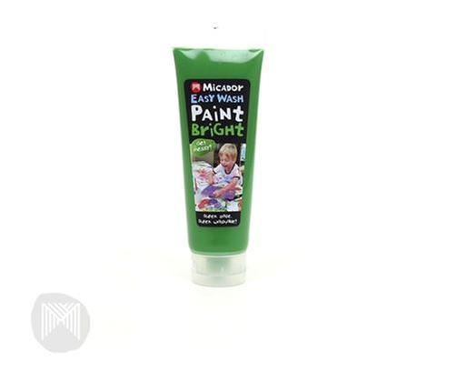 [교구] 미카도르 - 이지워셔블페인트 120ml(녹색)