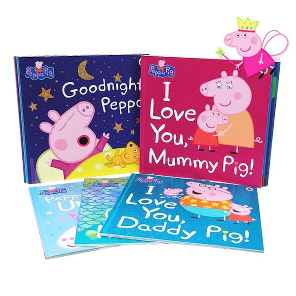 [원서] Peppa Pig 픽쳐북 10종 B 세트 (Paperback)