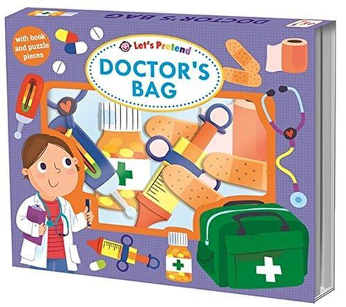 [원서] Let's Pretend : Doctor's Bag