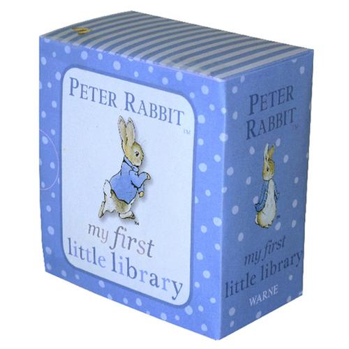 [원서] Peter Rabbit My First Little Library