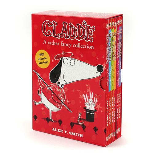 [원서] Claude 6종 페이퍼백 박스 세트