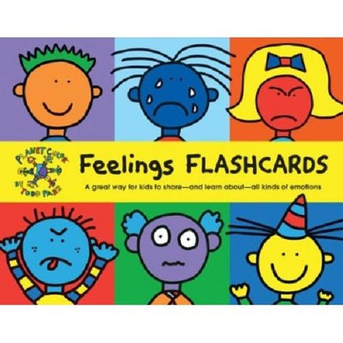 [원서] Todd Parr Feelings Flash Cards
