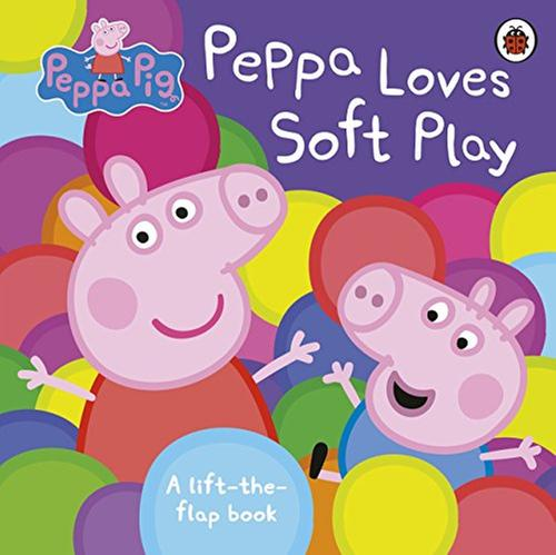 [원서] Peppa Pig: Peppa Loves Soft Play