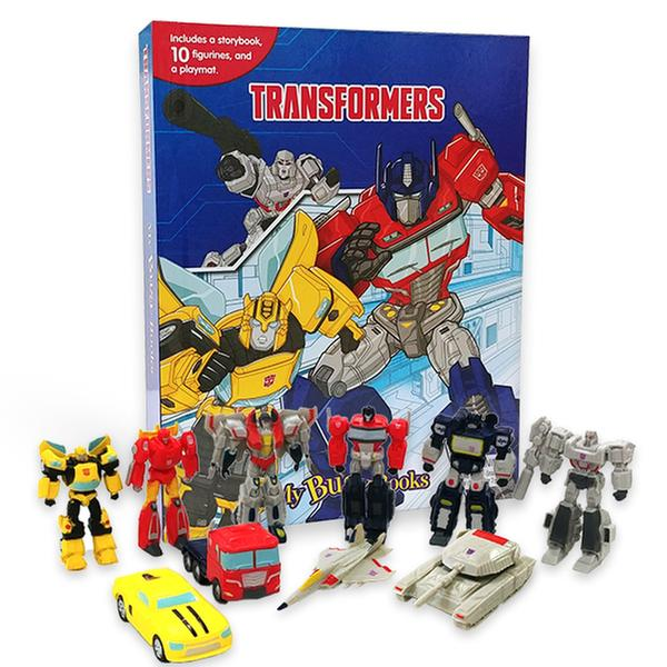 [원서] My Busy Books : Transformers (Hardcover)