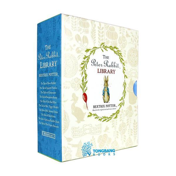 [원서] The Peter Rabbit Library - 10 Books Box Set Collection (Hardcover, 영국판)