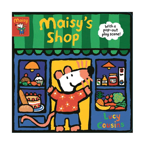 [원서] Maisys Shop : With a pop-out play scene! (Board book, 영국판)